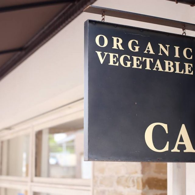 Organic Vegetable CA